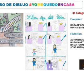 Concurso de Dibujo CATEGORÍA (10-12 AÑOS)