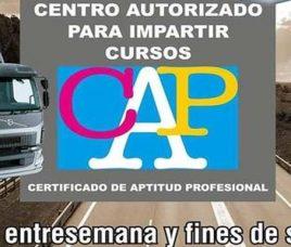 Centro autorizado para impartir CAP